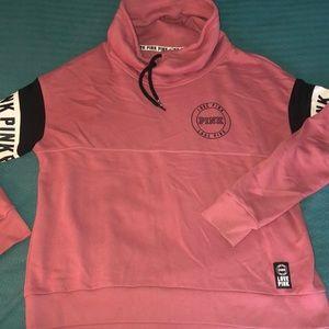 Pink by Victoria Secret Pink Cowl Neck Sweatshirt